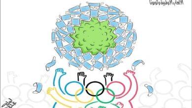 الألعاب الأولمبية وكورونا